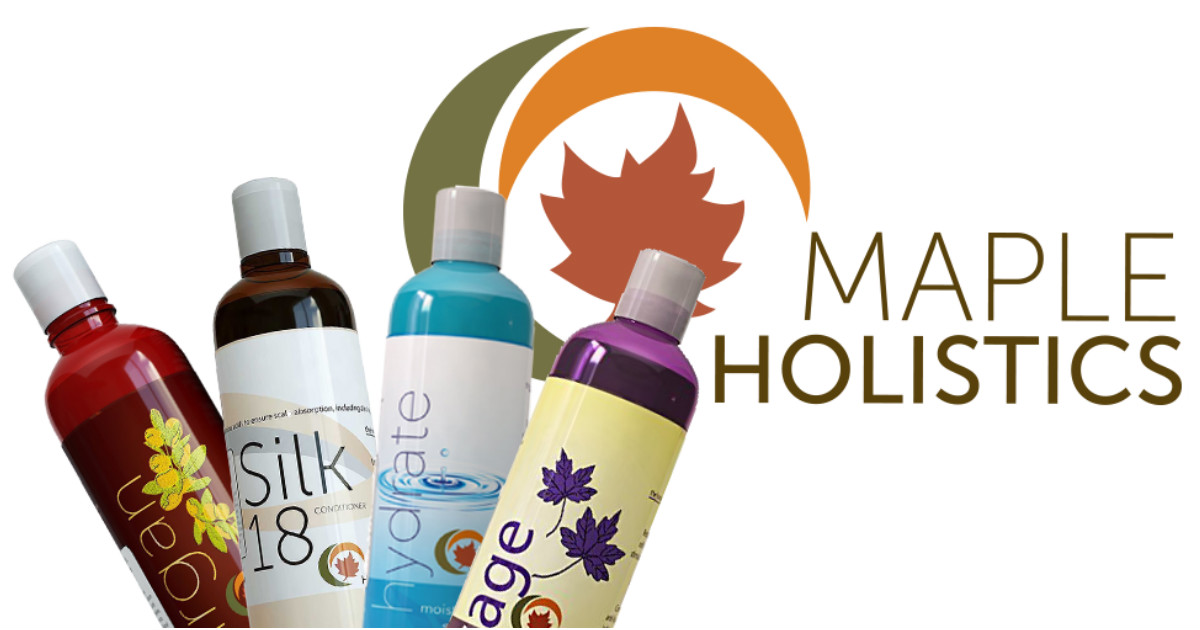 Your Choice Of Free Maple Holistics Samples