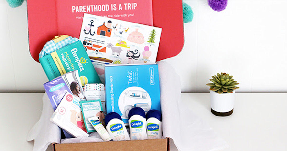 Target Baby Registry - Free Welcome Kit In-Stores - Free ...