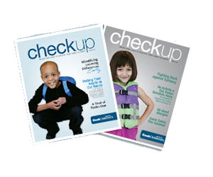Register for a Free Subscription to Checkup Magazine - Free Product