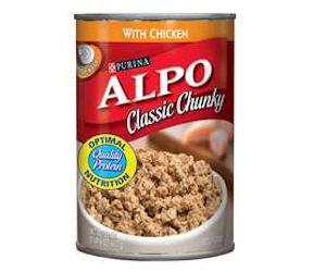 Alpo Canned Dog Food Recall