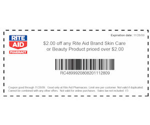 Printable Makeup Coupons on Off Any  2 Purchase Printable Coupon  This Coupon Expires 11 28 09