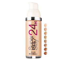 how to open maybelline 24 hour superstay foundation
