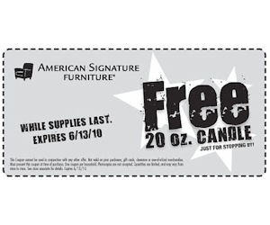 For over 6 decades, American Signature Furniture has been furnishing homes with premium quality tables, chairs, beds, cabinets, and all other furniture pieces at outstanding prices. Find amazing bedroom packages, living room furniture, home office packages, well-designed dining sets, and decorative furniture and home accessories at its huge.