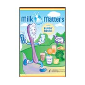 Milk Matters Coloring Book