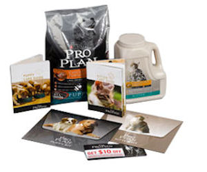 Purina Puppy Starter Kit