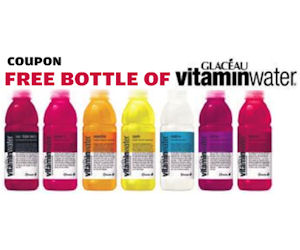 Vitamin water coupons printable