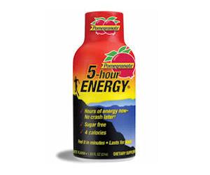 5 Energia Hour