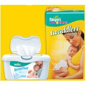 Pampers Swaddlers and Cruisers Diapers