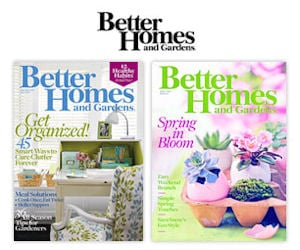 Tanga Better Homes Gardens Magazine Subscription