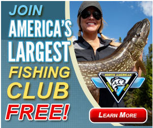 Join the north american fishing club risk free free for North american fishing club