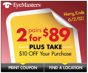 Americas best eye care printable coupons