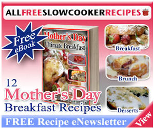 Mother's Day eCookbook