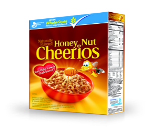 Coupon $1 off honey nut cheerios