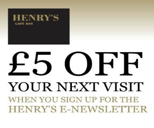 Find new Henry's promo codes at Canada's coupon hunting community, all valid Henry's coupons and discounts for Up to $ off.