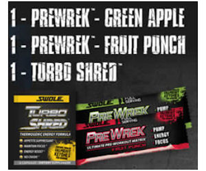 Free workout supplement samples canada 411