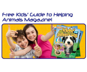 The Kids Guide to Helping Animals