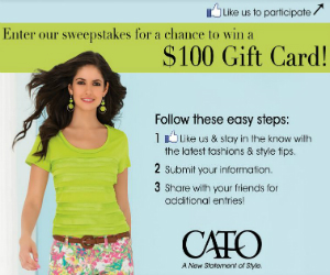 Cato Fashions Coupon Code quot Cato Coupons quot keyword