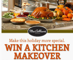 Win A Kitchen Makeover This Thanksgiving Free Sweepstakes Contests Giveaways