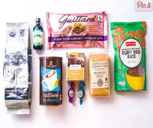 Win a Fair Trade Products Bake Fair Gift Pack