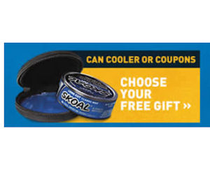 Skoal com mobile coupons