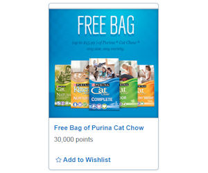 purina proof of purchase rewards