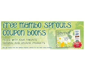 1st 100 000 free mambo sprouts back to school coupon for Gardening naturally coupon
