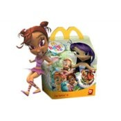 McDonalds Fairies and Dragons Game