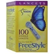Abbott Freestyle Lancets