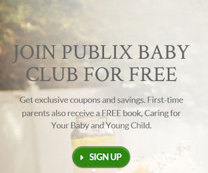 Publix Baby Club - Free Product Coupons & $20 Parenting Guide!
