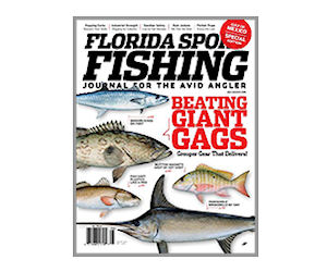 Enjoy a free subscription to florida sport fishing for Free fishing magazines