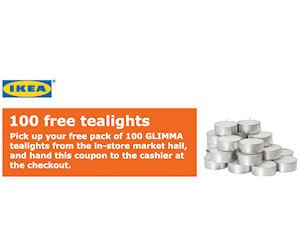 Ikea coupon uk october