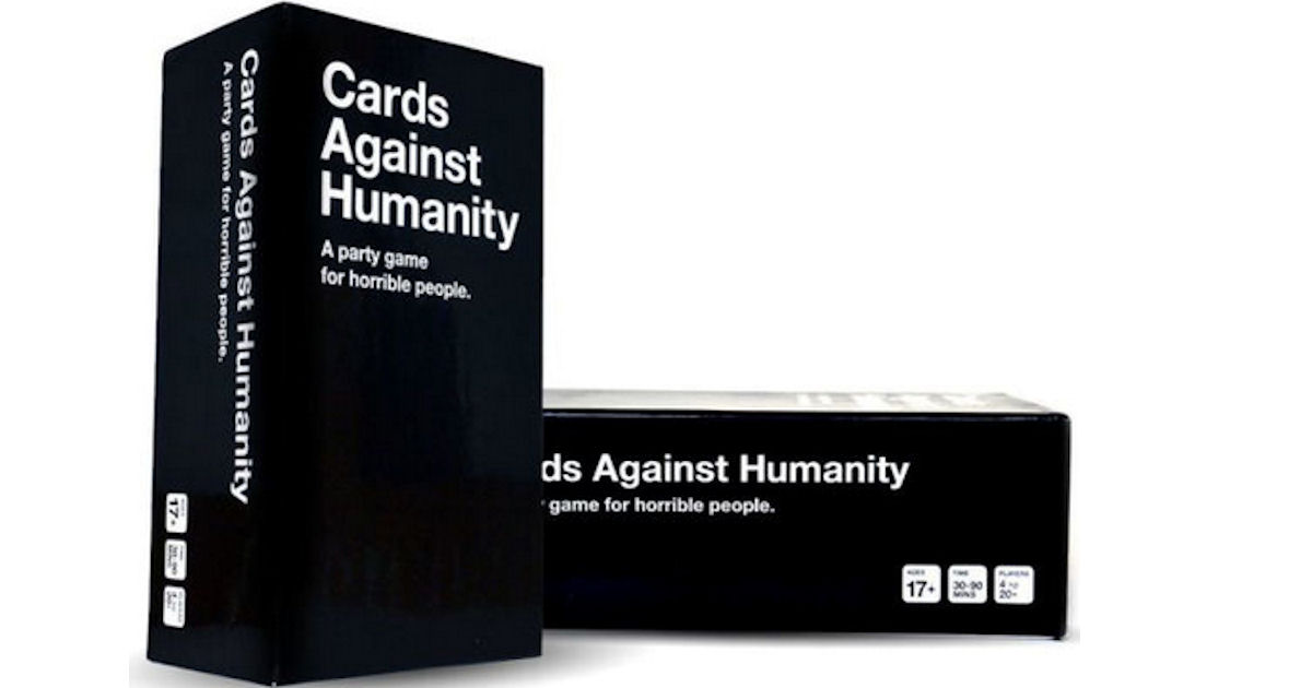 This is an image of Old Fashioned Cards Against Humanity Print