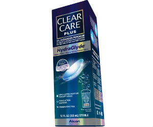 Clean Care Contact Solution Coupon