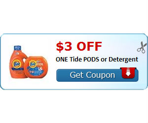 Tide hot new 3 off tide detergent coupon walmart deal - Gardeners supply company coupon code ...