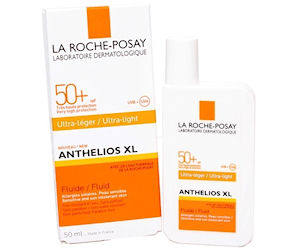 A pioneer in UV protection research for over 15 years, La Roche-Posay, with ANTHELIOS, is trusted by dermatologists worldwide for its advanced formulations in UV protection.