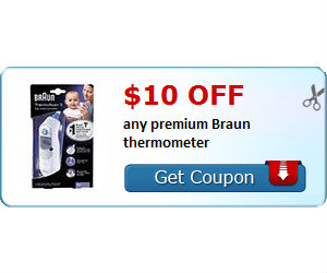 Braun new coupon for 10 off premium thermometer - Gardeners supply company coupon code ...