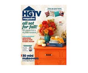 free digital issue of hgtv magazine free stuff amp freebies