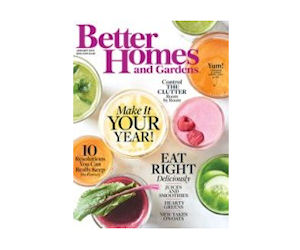 free subscription to better homes and gardens magazine free product
