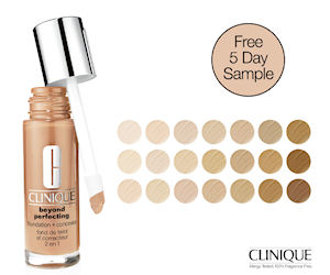 Free foundation samples uk