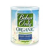 Nature's One Baby Only Organic