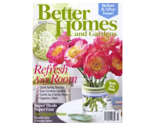 Free Better Homes And Gardens Subscription Free Product