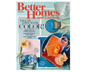 Free Subscription To Better Homes And Gardens Free