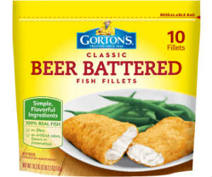 Gorton 39 s battered fish fillets at walmart with for Gorton s fish coupons