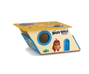Tomorrow Only–Free Angry Birds Bird House at Home Depot Kids ... on hummingbird home, bear home, frog home, santa home, windmill home, red home, fish home, butterfly home, tree house home, bird pets, computer home, cats home, orange home, owl home, christmas home, easter home, chicken home, girl home, art home, dogs home,