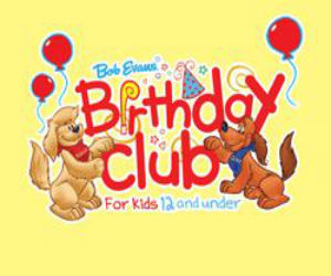 Sign up for birthday coupons