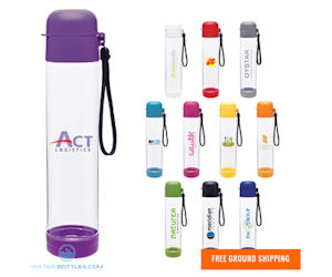 FREE Water Bottle Samples! FREE Shipping! - Common Sense With Money
