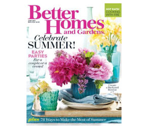 Free Subscription To Better Homes Gardens Magazine