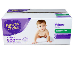 parents choice baby wipes coupons