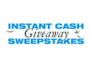 Enter the Woman's Day Instant Cash Giveaway Sweepstakes and you could