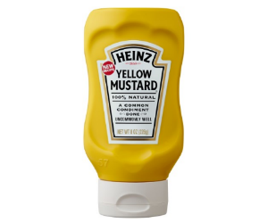 Heinz Yellow Mustard at Publix
